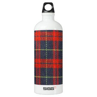 Tartan Wasserflasche