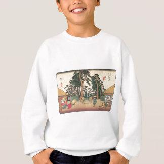 Tarui, Japan C. 1800's Sweatshirt