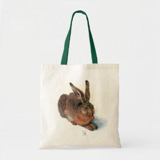 Tasche: Das Kaninchen Budget Stoffbeutel