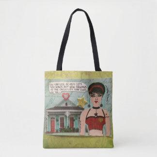 Tasche können Sie in jeder möglicher Stadt leben,