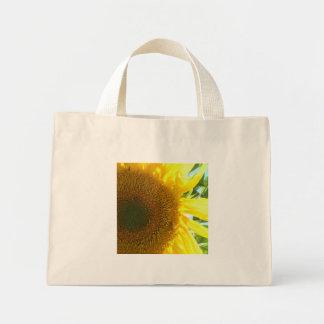 Tasche - Sonnenblume Mini Stoffbeutel
