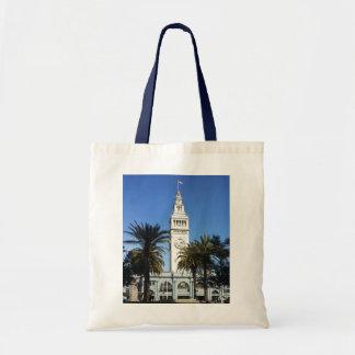 Taschen-Tasche des San Francisco Fähren-Gebäude-#3 Tragetasche