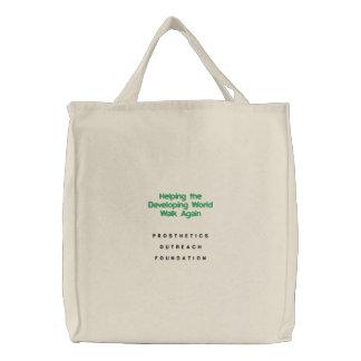 Taschen-Tasche Leinentasche