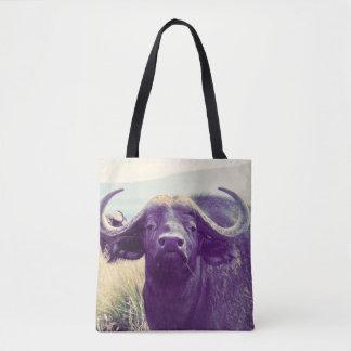 Taschen-Tasche mit Nahaufnahme-Foto eines