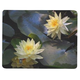 Taschenzeitschrift - Lilien des gelben Wassers Tagebücher
