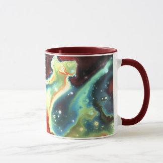 Tasse der Fraktal-Nebelfleck-7
