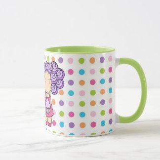 Tasse des Geburtstag-Mädchen-11Oz