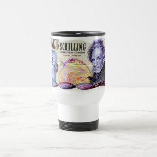 TASSE DES ÖSTERREICHISCHEN SCHILLINGS-COFFEE/TEA