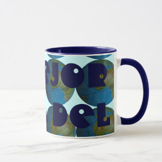 Tasse, die sehr bessere Mama der Welt, Tasse