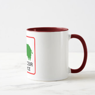 Tasse - eine GLUT IM VORAUS