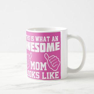 Tasse für die Super Mama: P