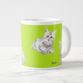 Tasse/kleine Kätzchen Jumbo-Tassen