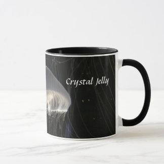 Tasse: Kristallgelee Tasse