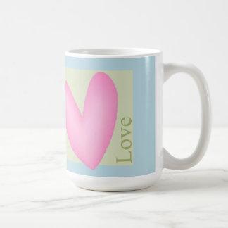 Tasse LIEBE Valentines Tages