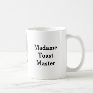 Tasse Madame-Toast Master Toastmaster Coffee