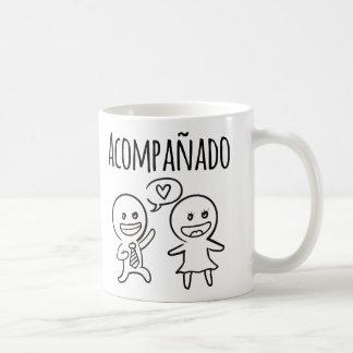 Tasse mag der Kaffee mir begleitet