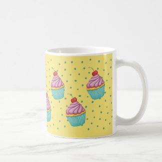 Tasse mit Cupcake,Muffin Design