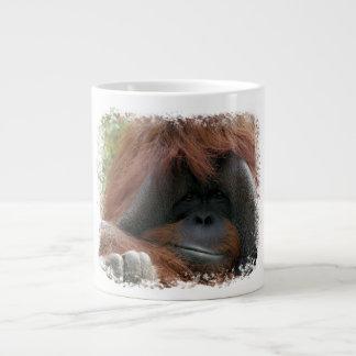 Tasse Orang-Utan Foto-  für Tierliebhaber