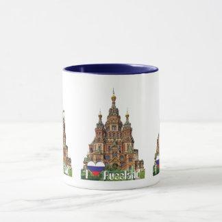 Tasse Russland Russia