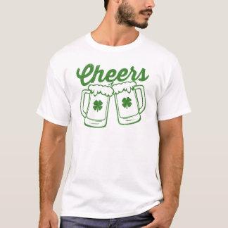 Tassen Beifall-St. Patricks Tages T-Shirt