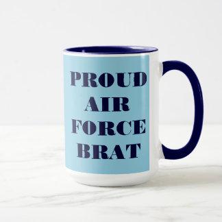 Tassen-stolzes Luftwaffen-Gör Tasse