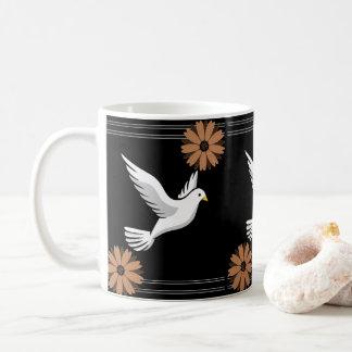 Tassen-Taube Kaffeetasse
