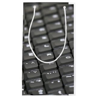 Tastatur Kleine Geschenktüte