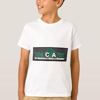 Tätigen Sie Geschäft mit einem Mitglied T-Shirt