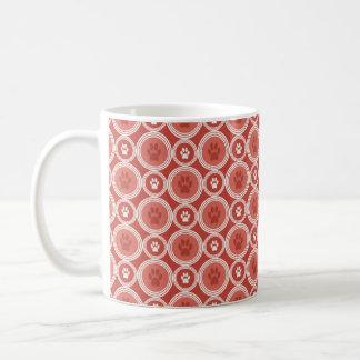 Tatze-für-Kaffee Tasse (Gewürz)