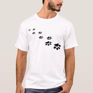 TATZEN! (Hündchentatzen-Drucke) ~ T-Shirt