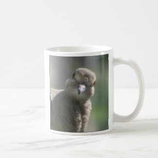 Taube Kaffeetasse