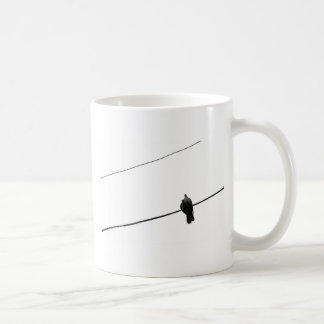 Tauben in der Liebe Kaffeetasse