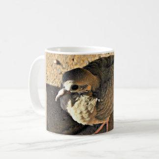 Tauben-Kaffee-Tasse Tasse