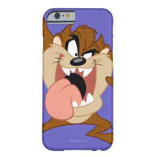 TAZ™ |, das heraus seine Zunge haftet Barely There iPhone 6 Hülle