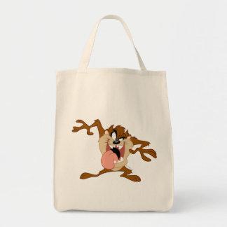 TAZ™ |, das heraus seine Zunge haftet Einkaufstasche