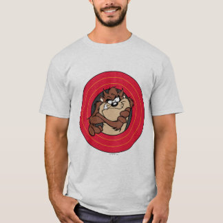 TAZ™ durch LOONEY TUNES™ Kreise T-Shirt