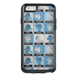 TAZ™ GefühlCheckbox OtterBox iPhone 6/6s Hülle
