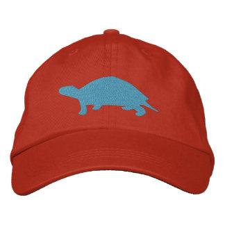 TBA gestickter Schildkröte-Hut Bestickte Baseballcaps