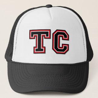 """Tc-"" Monogramm Truckerkappe"