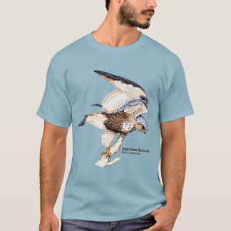 TCWC - Amerikanische der Kestrel-Illustration der T-Shirt