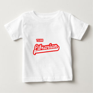 Team-Bibliothekar Baby T-shirt