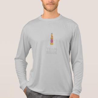 Team-Braut Beerbottle Z5s42 T-Shirt