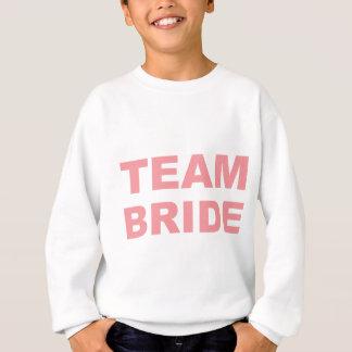 Team-Braut-Hochzeits-Henne-Party Sweatshirt