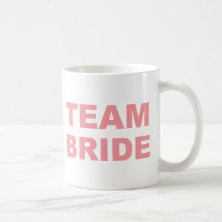 Team-Braut-Hochzeits-Henne-Party Tasse
