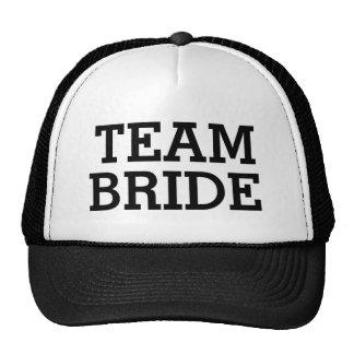 Team-Braut-Junggeselinnen-Abschieds-oder Retro Cap