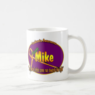 Team-Mike-Logo-Tasse Tasse