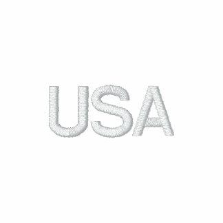 Team USA Bestickte Freizeitjacken
