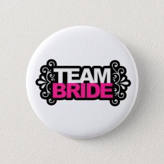 teambride3 runder button 5,1 cm