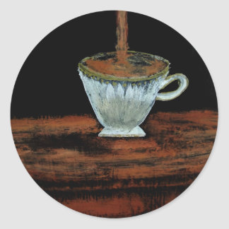 Teatime Aufkleber