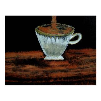 Teatime Postkarte